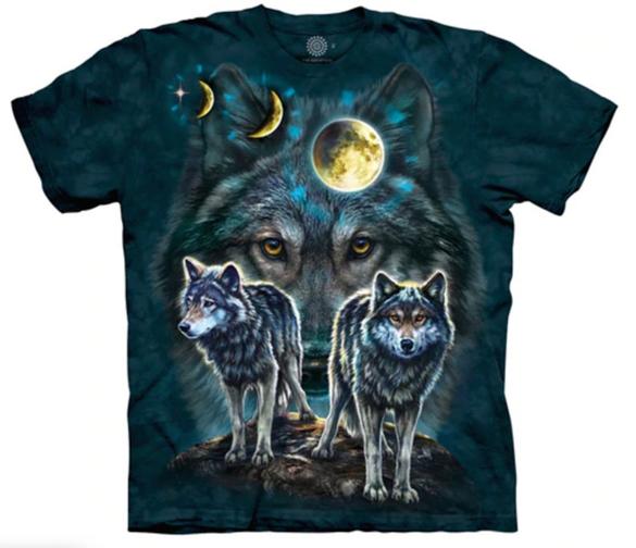 Wolf t-shirt design