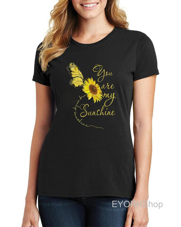 You Are My Sunshine t-shirt design