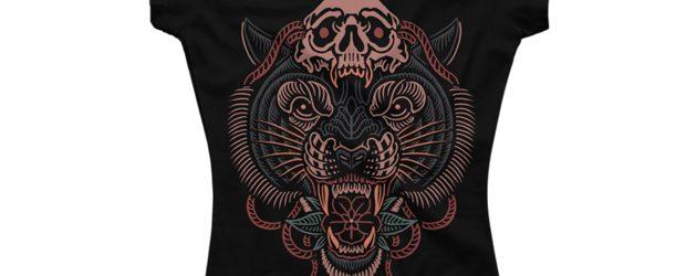 Face Your Fears t-shirt design