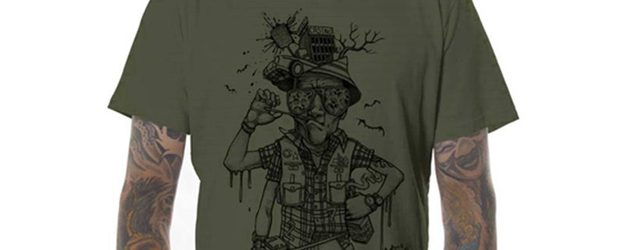 Fear and Loathing in Las Vegas t-shirt design