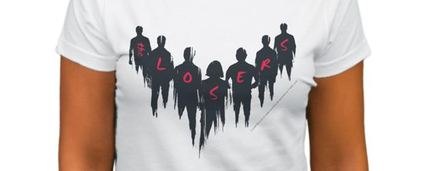 IT Chapter Two Losers Club t-shirt design
