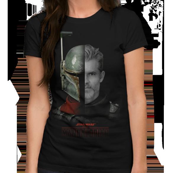 Mandalorian Reveal of the Marshal t-shirt design