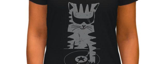 DJ Scratch (The Remix) t-shirt design