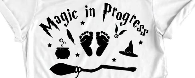 Magic in Progress t-shirt design
