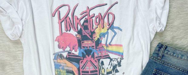PinkFloyd (Vintage Feel) t-shirt design
