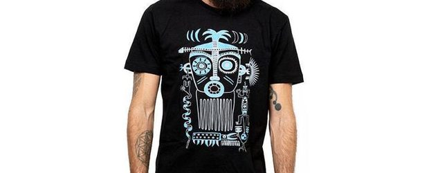 Aztec Graphic t-shirt design