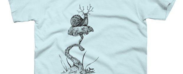 Forest Guardian t-shirt design