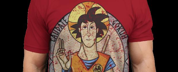 LAUDATE GOKUH t-shirt design