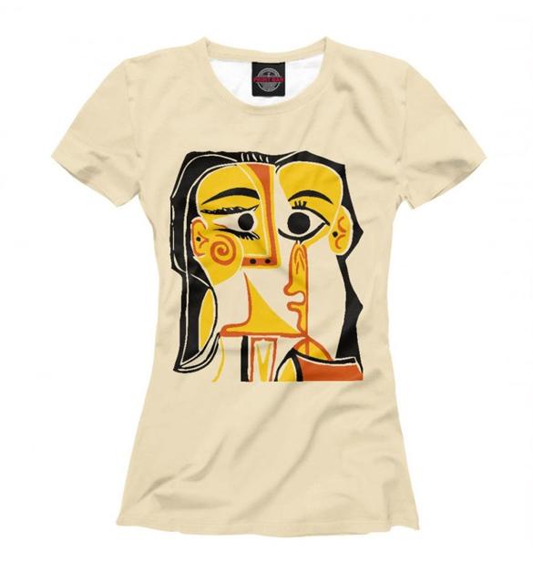Picasso t-shirt design