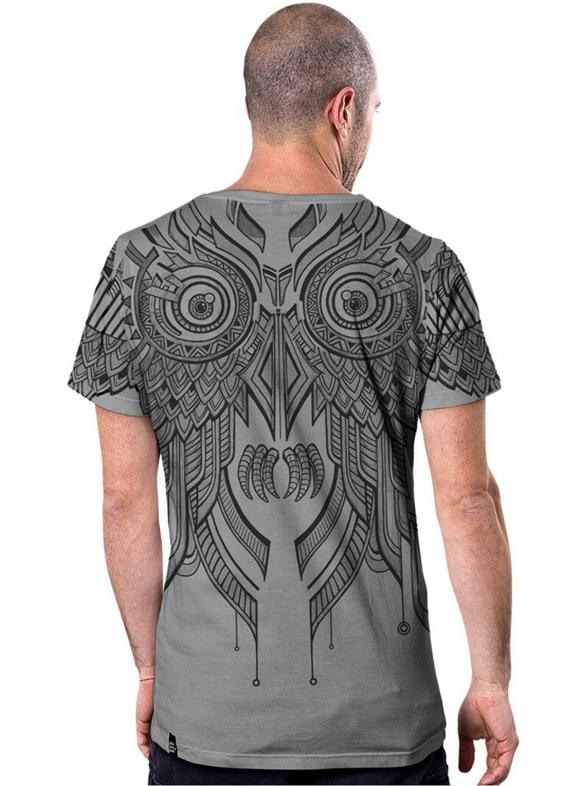 Alternative Owl T-shirt design