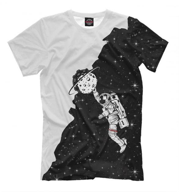 Space Basketball t-shirt design