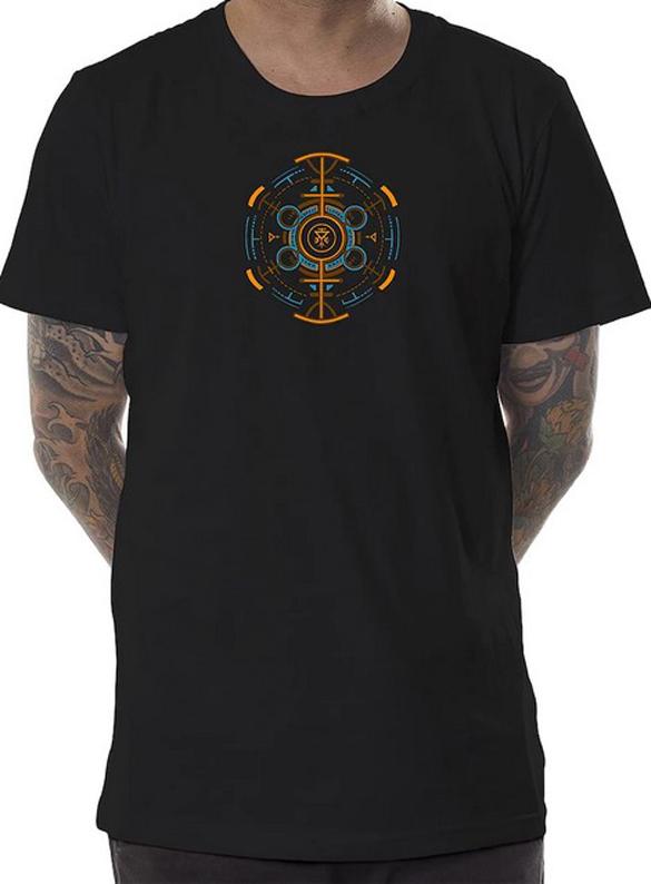 Men's Festival t-shirt design