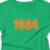 1984 v.10 covid 19 t-shirt design